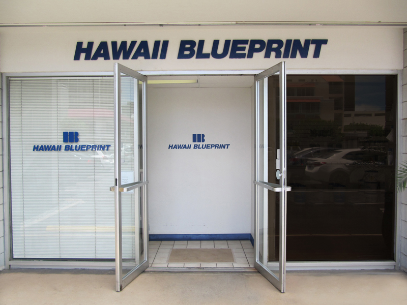 Hawaii blueprint supply about us hawaii blueprint malvernweather Gallery